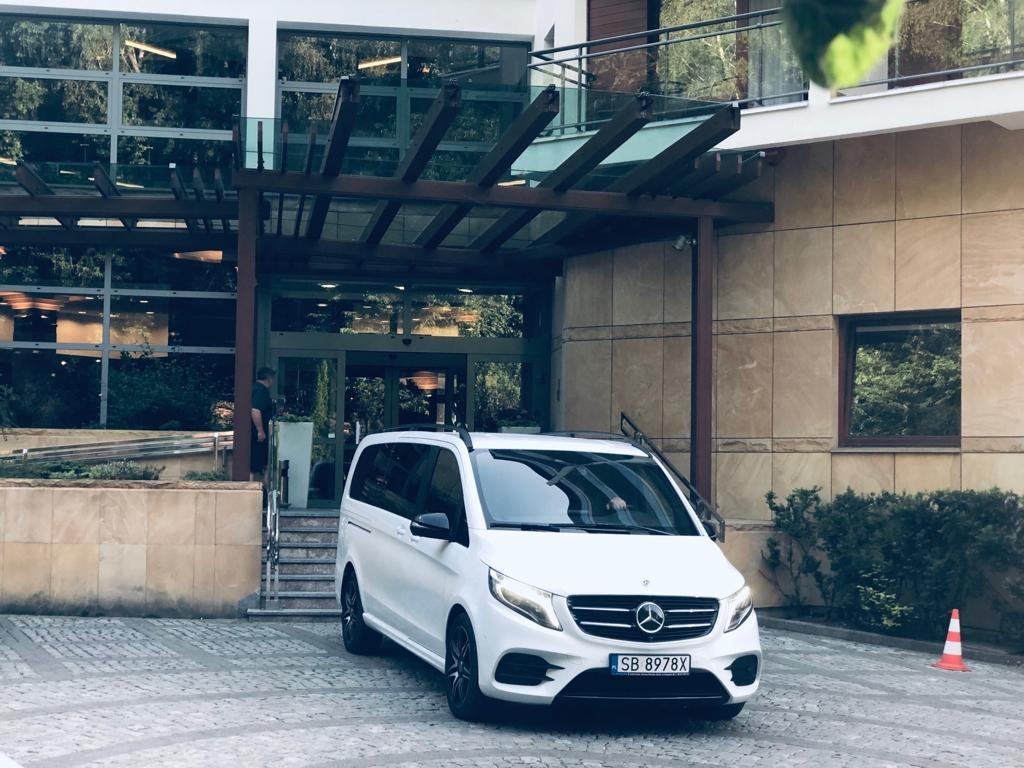 Mercedes-Benz V-KLASA EXCLUSIVE - VIP