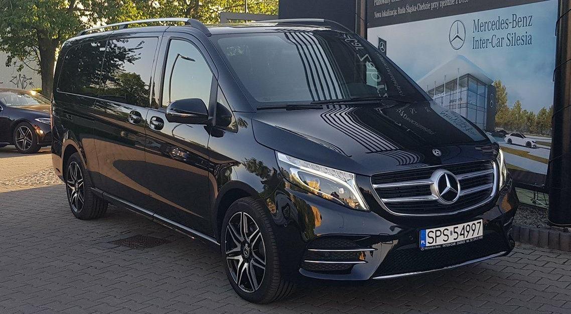 Mercedes-Benz V-KLASA AMG - VIP